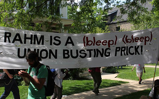 rahm union buster | by union person