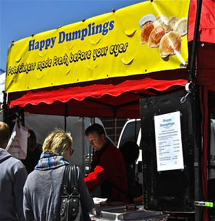 Happy Dumplings at Fort Mason San Francisco | by Fuzzy Traveler