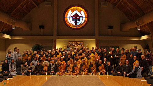 New Dharma Teachers and Four-fold Sangha 2 | by Deer Park Monastery