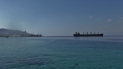 The Red Sea at Aqaba, Jordan - March 2012 | by SaffyH