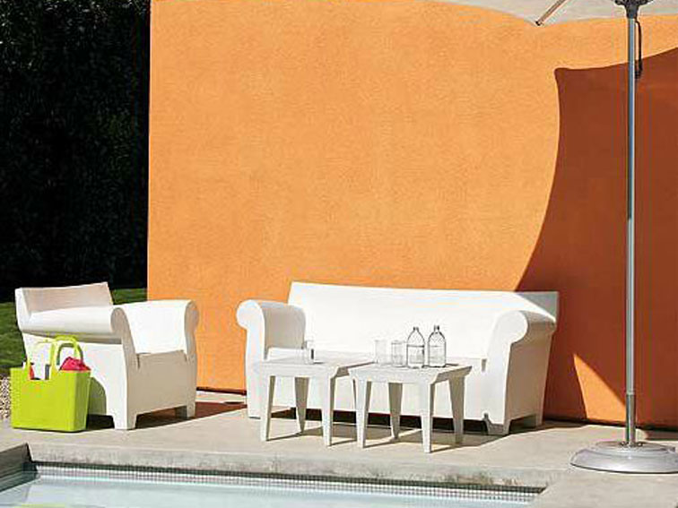 ... Bubble Club Armchair And Sofa By Philippe Starck | By DZGNco