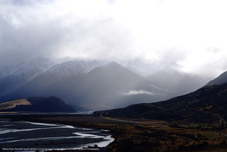 Rakaia River Norwest squall 28/05/12 | by metservice.nz