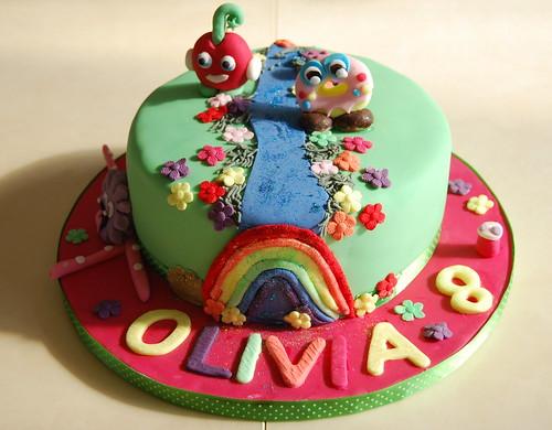 Cake Oliv