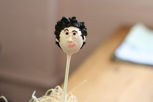 Cake Pop Person | by Sweet Lauren Cakes