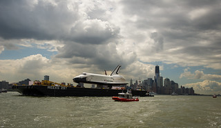 Space Shuttle Enterprise Move to Intrepid (201206060005HQ) | by NASA HQ PHOTO