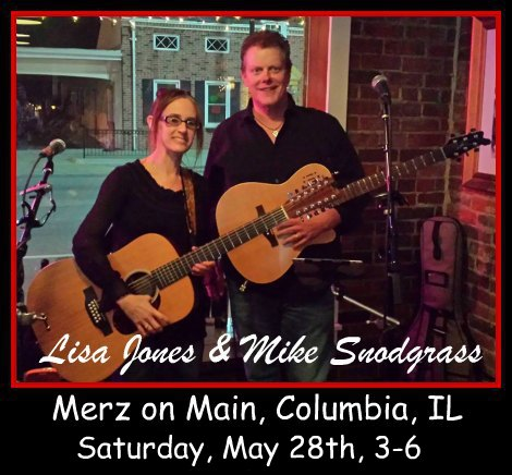 Lisa Jones & Mike Snodgrass 5-28-16