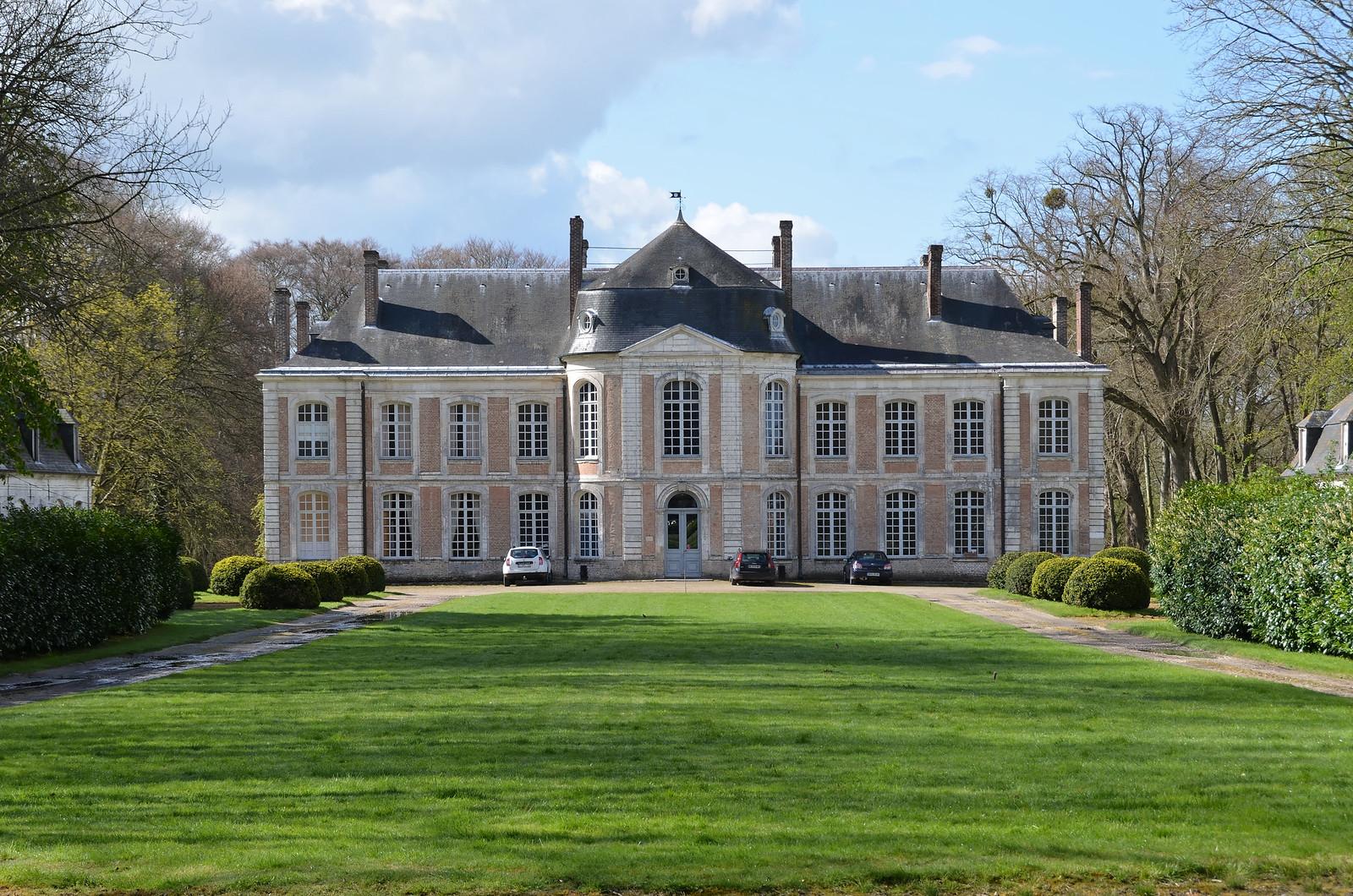 Château d'Arry (Somme)