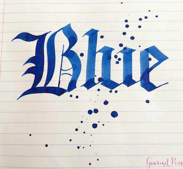 Ink Shot Review Pilot Blue deroostwit8