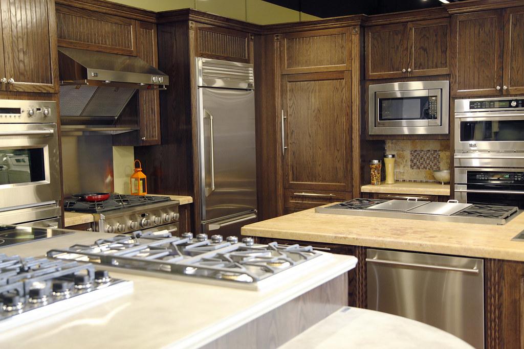 GE Monogram Appliance Display in Paramus NJ Showroom | Flickr