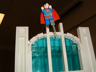 LEGO Hall of Justice | by canadaclark