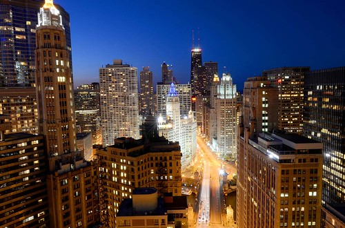 The Magnificent Mile | by mrperry