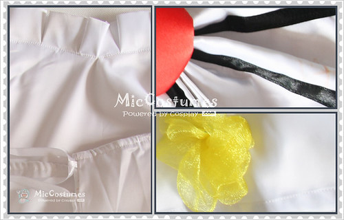 Black Butler Doll Cosplay Costume | by Miccostumes.com