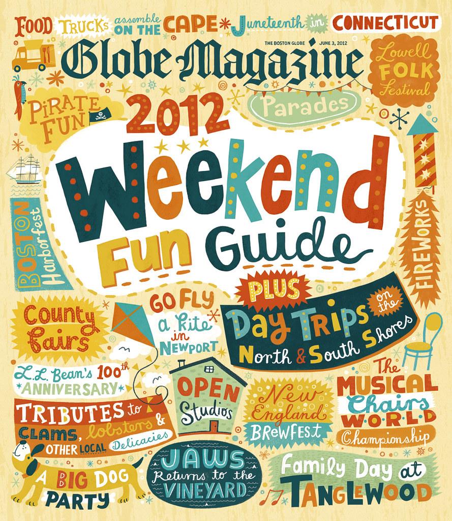 Globe magazine cover client the boston globe linzie hunter flickr globe magazine cover by linzie hunter freerunsca Gallery