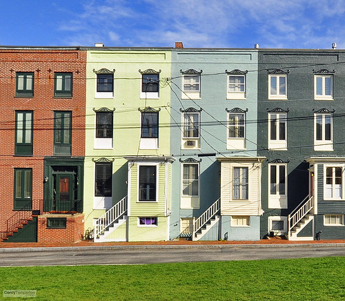 Stratton Place Row Houses | by Corey Templeton