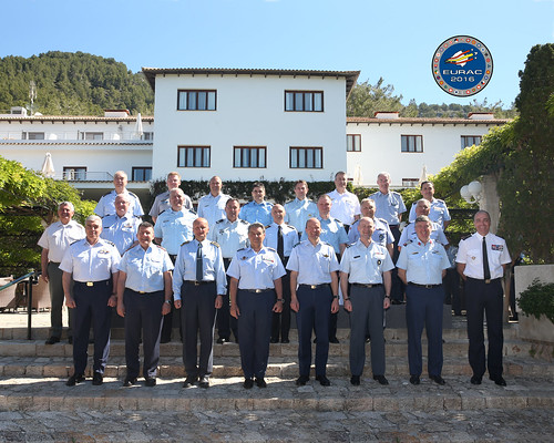 Eurac 2016 ej rcito del aire ministerio de defensa for Ministerio de seguridad espana