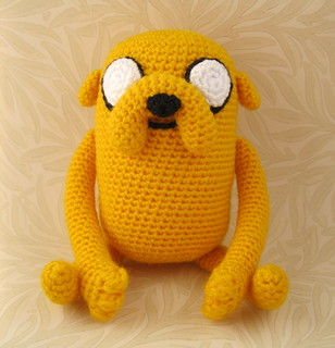 Jake from Adventure Time | by Lucyravenscar (Angry Angel)