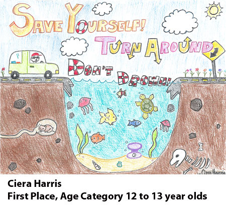 2012 Flood Safety Poster Contest Winners | Flickr