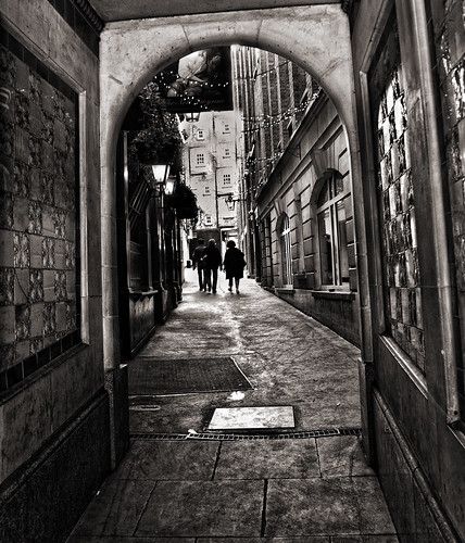 London sidealley | by calmas5