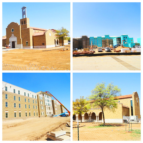 Campus Construction | by Texas Tech Today