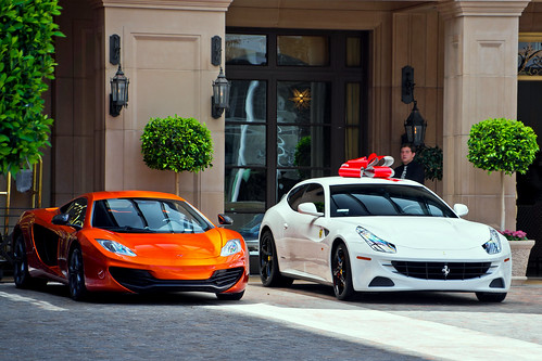 Happy Birthday = Free Ferrari FF? | by Effspot