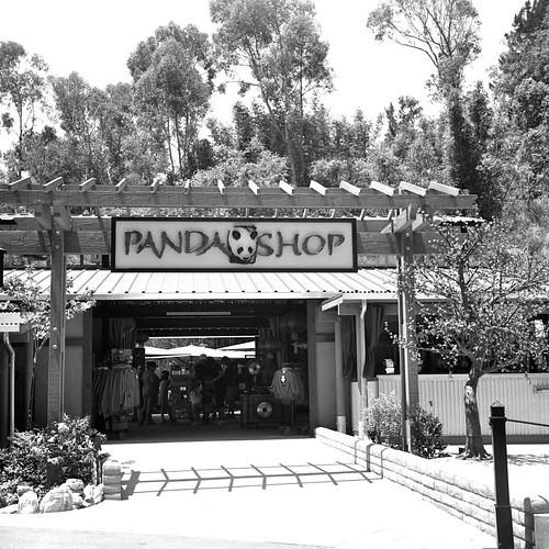 San Diego Zoo Newly Opened Panda Shop After A Fire Teardo Flickr