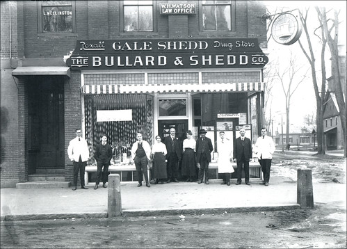 Bullard & Shedd Drug Store in Keene New Hampshire | by Keene and Cheshire County (NH) Historical Photos