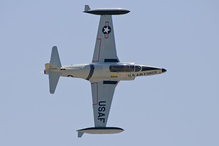 Canadair T-33 | by Trent Bell