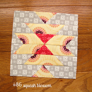 farmer's wife sampler, block 86 | by quirky granola girl