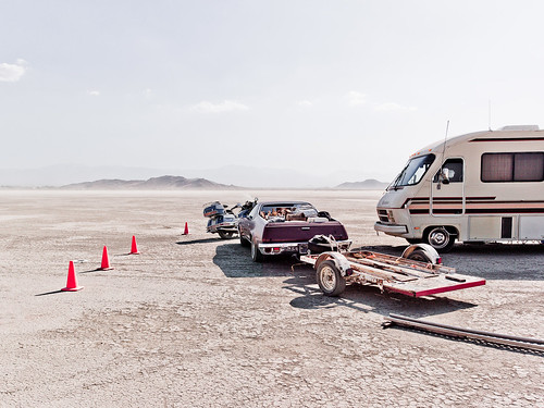 Drivers camp El Mirage | by Johannes Huwe