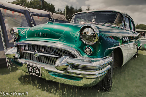 1955 Buick | by Steve Rowell Photography