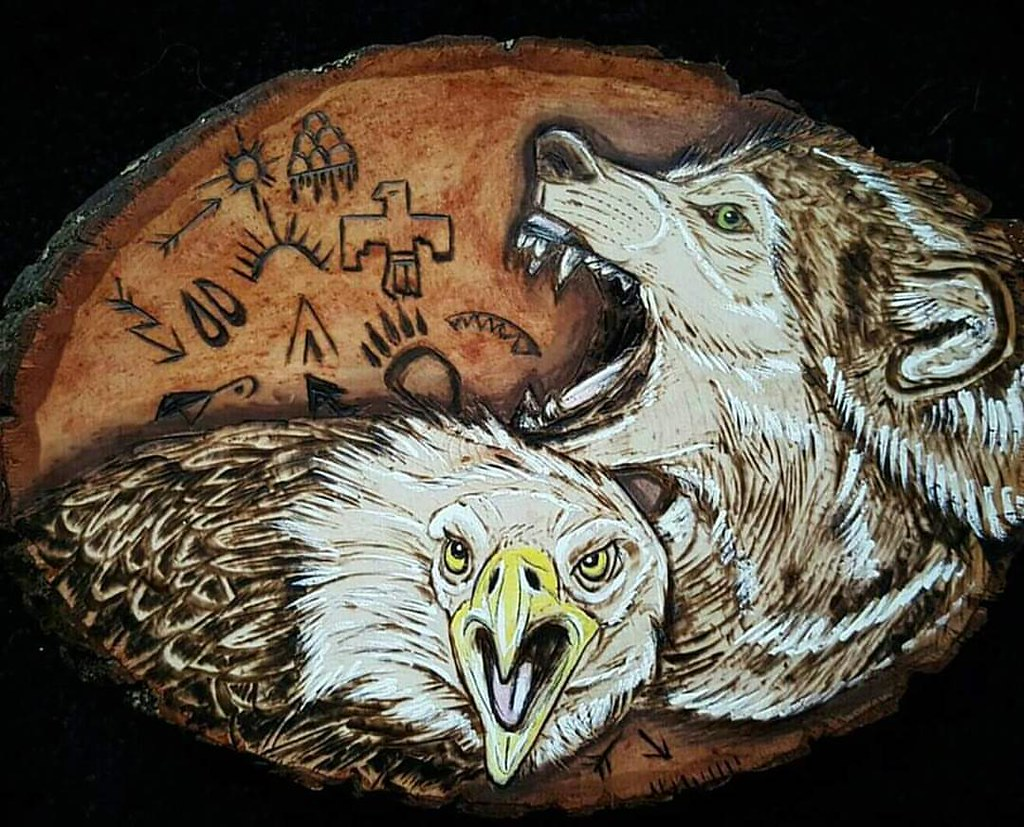 Wood Burning For Sale More Details At Etsyshopartis Flickr