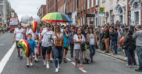 PRIDE PARADE AND FESTIVAL [DUBLIN 2016]-118059 | by infomatique