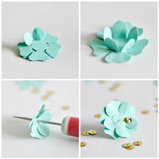 Making paper punch flowers blogged at torie jayne blog flickr making paper punch flowers by toriejayne mightylinksfo