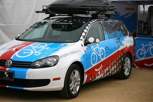 People for Bikes, sponsored by Volkswagen | by Richard Masoner / Cyclelicious