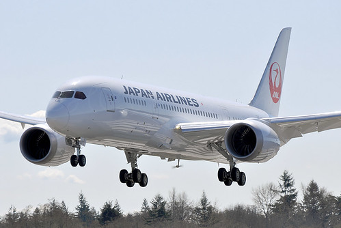JAPAN AIRLINES B787-846 Dreamlner JA827J | by C.C.H.Calvin