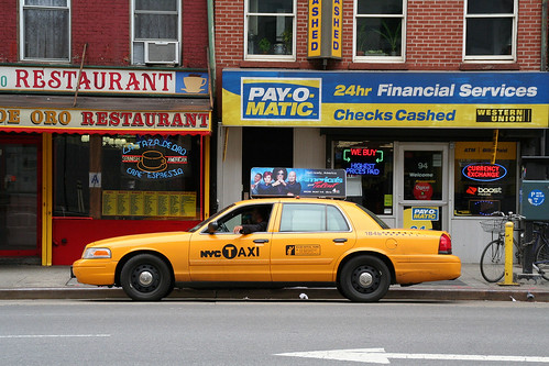 Ford Crown Victoria NYC Taxi | by Alex Nunez