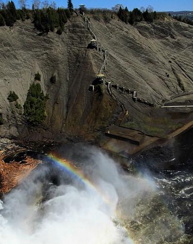 Montmorency rainbow