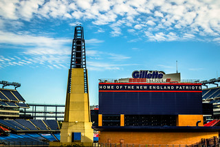 Gillette Stadium, Patriot Place HDR | by NicKafkas
