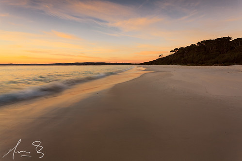 Hyams Beach - Shoalhaven Sunrise | by sachman75