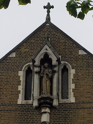 St Antony's Catholic Church-NewHam -London | by V - UK (Thanks for 2.8 Million+ views)