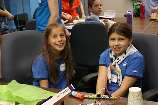 Girl Guide Badge Day 2016