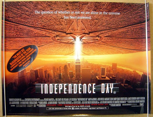 Independence Day - Poster 13