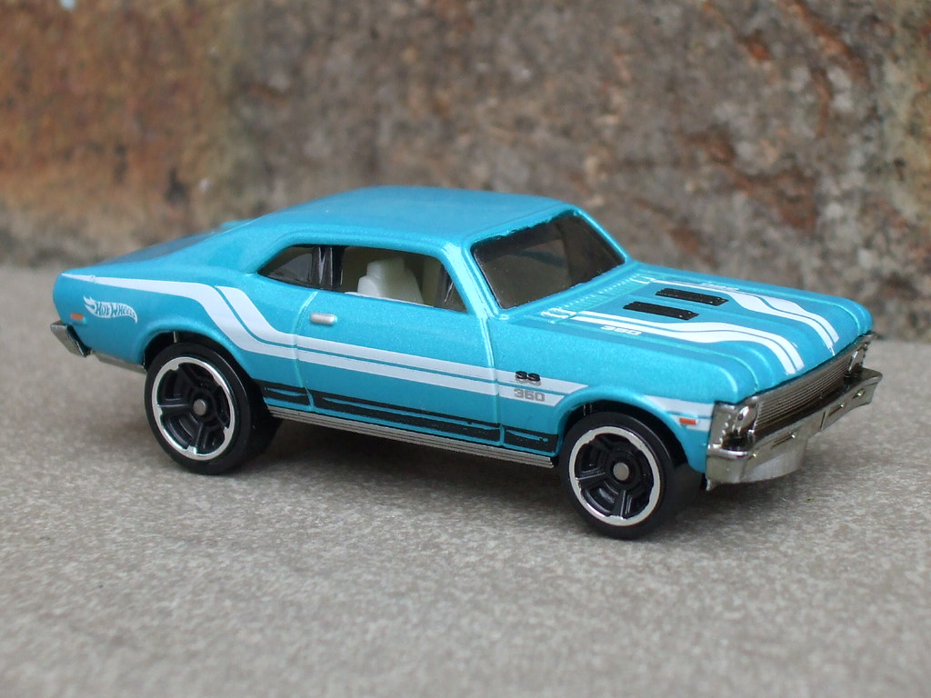 Hot Wheels 1968 Ss360 Chevy Nova Chevrolet Muscle Car Stre Flickr