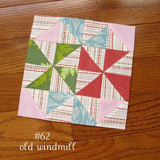 farmer's wife sampler, block 62 | by quirky granola girl