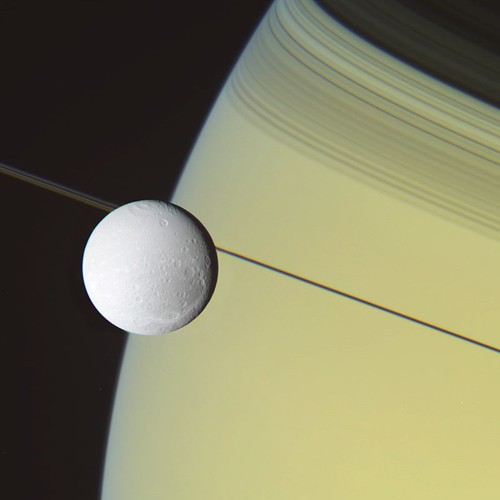 Dione | by ridingwithrobots