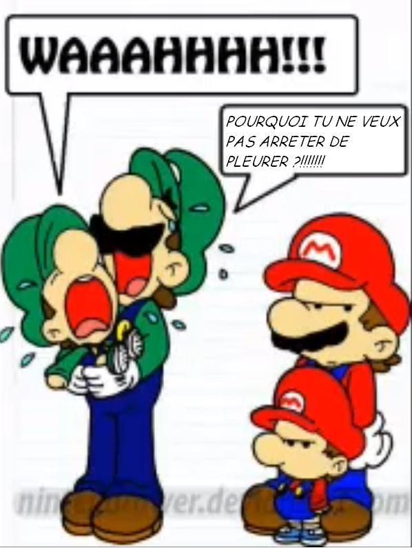 bb mario luigi et bb luigi by jadiina - Bebe Mario