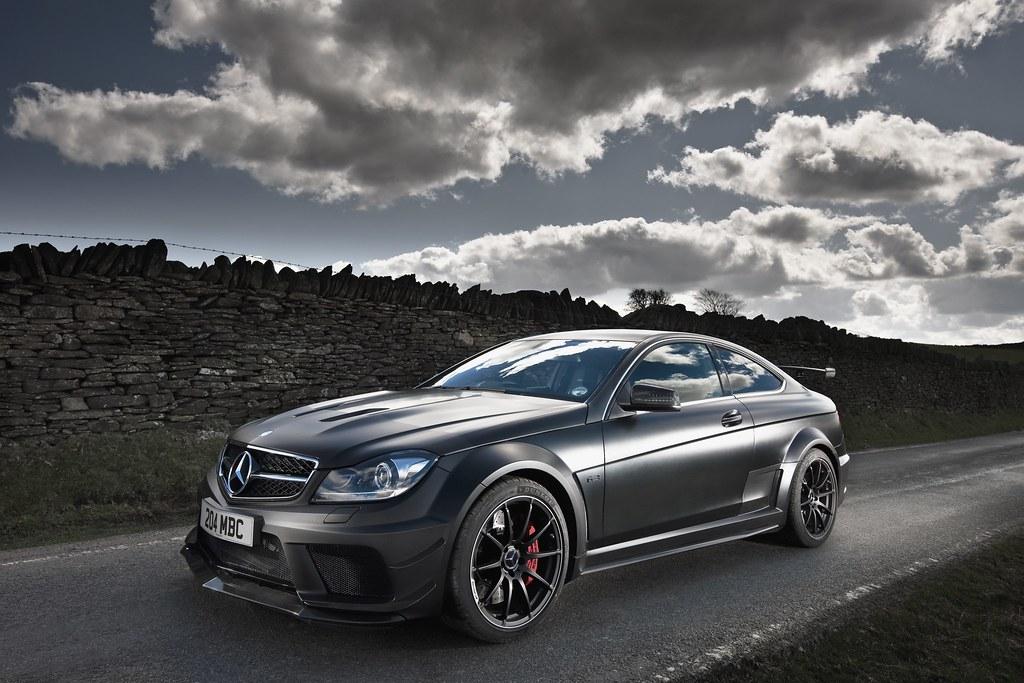 2012 Mercedes-Benz C63 AMG Coupe Black Series | upcomingvehiclesx ...