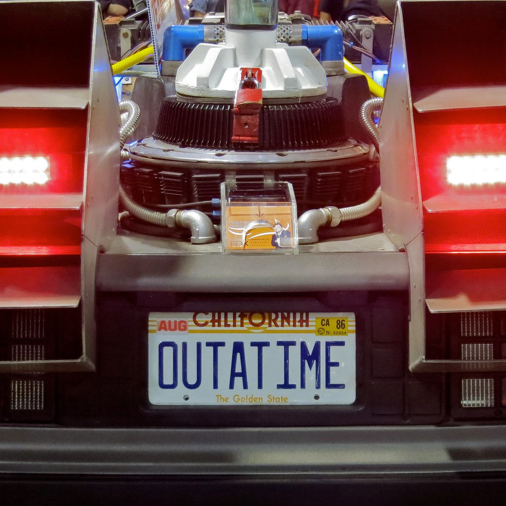 Outatime, Calgary Comic and Entertainment Expo