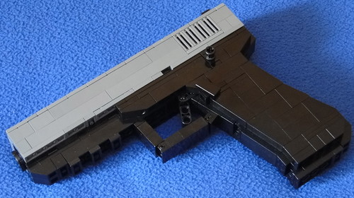 Lego 11 Weapons Flickr