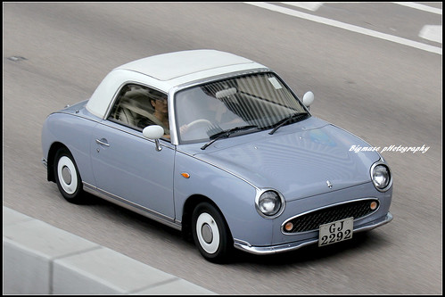 Nissan Figaro | by Bigmuse